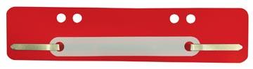 Snelhechter rood, doos van 100 stuks