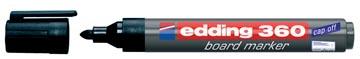 edding whiteboardmarker 360 zwart