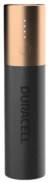 Duracell Powerbank, 3350 mAh, zwart - koper, 1 stuk
