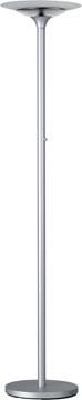 Unilux LED vloerlamp Variaglas, grijs