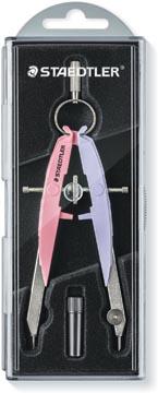 Staedtler passer Mars Comfort 556, pastel roze-lavendel