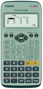 Casio wetenschappelijke rekenmachine FX92 College